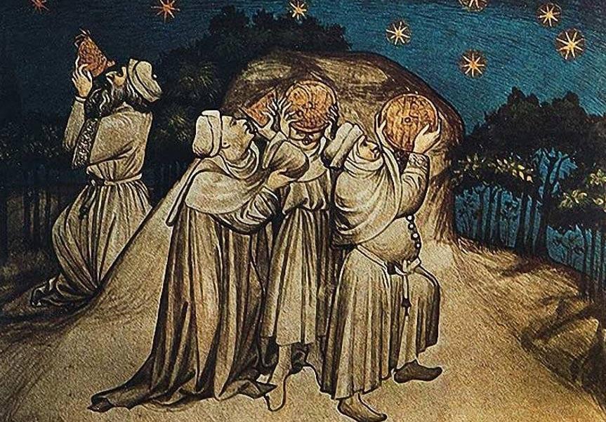 Astrologues médiévaux